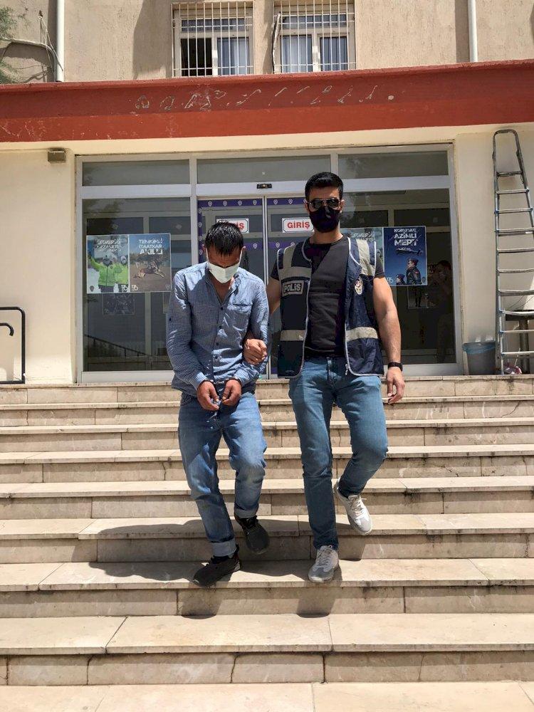 21 suç kaydı bulunan hırsızlık şüphelisi tutuklandı