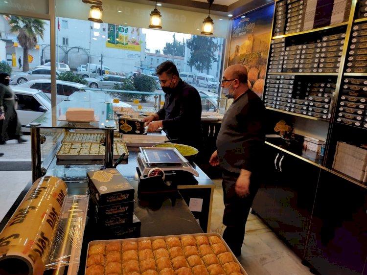 Şehr-İ Nizip Baklava ve Dondurma Hizmete Açıldı