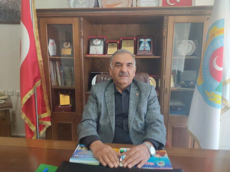 Ziraat Odası Başkanı Sıddık Durmaz, Çiftçi Rahatsa Ülke Rahat