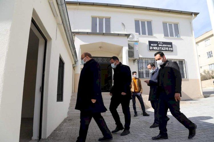 Başkan Sarı'dan mahalle ziyareti